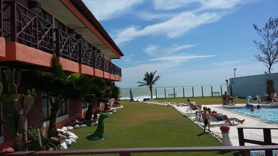 Buzios Ariau Hotel: Área externa do Hotel