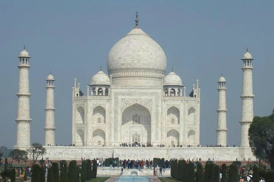 National Capital Territory of Delhi, India: Taj Mahal, Agra