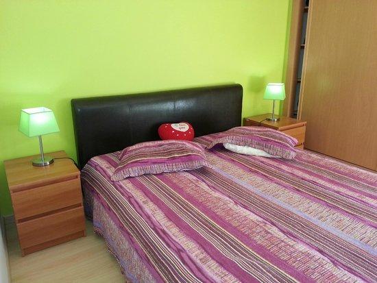 Apartamentos Rosa: bedroom