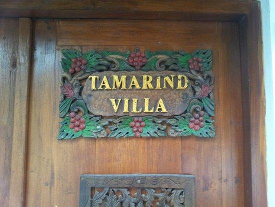 Idyllic Samui Oceanfront Resort & Villas: Tamarind Villa we stayed
