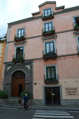 Palazzo Marziale: exterior