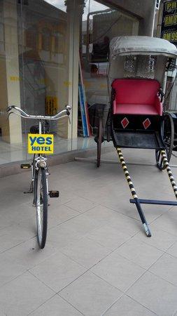 Yes Hotel: Dpn hotel
