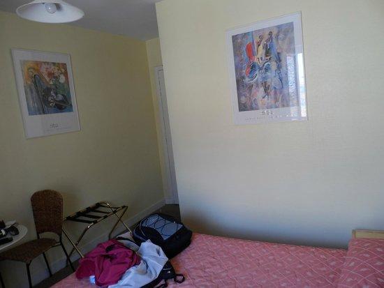 Hotel Anne de Bretagne : quarto