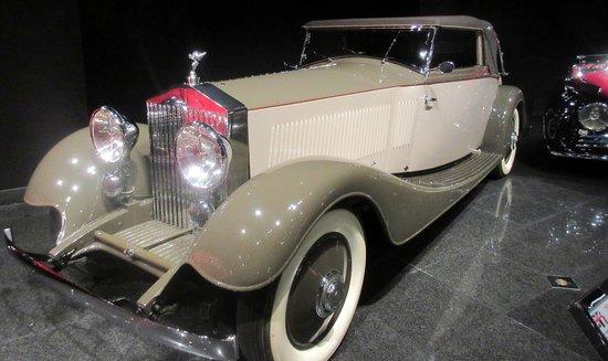 Blackhawk Museum: 1934 Rolls-Royce Phantom II Continental, Blackhawk Automotive Museum, Danville, Ca