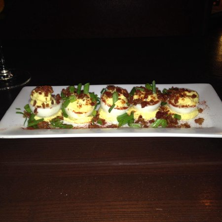 Table 100: Deviled Eggs