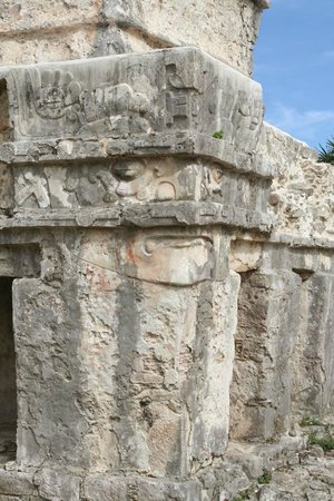 Cancun With Me Day Tours : Mayan traces