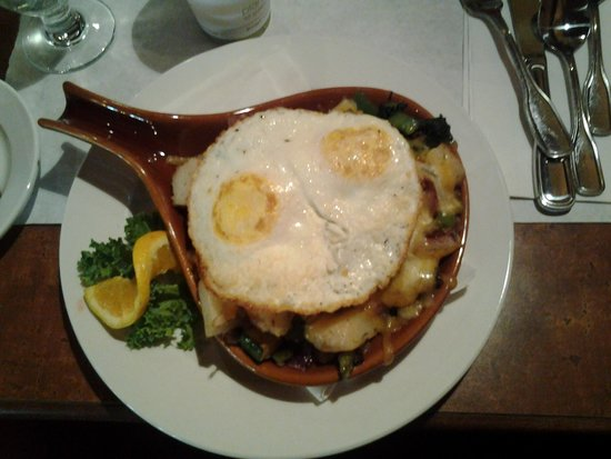 Salvatore's Cafe: Veggie skillet
