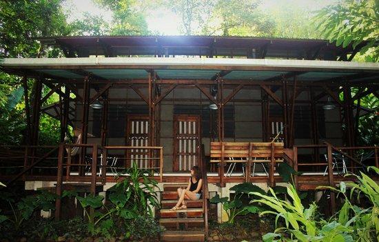 La Kukula Lodge : Beautiful eco-design to the cabins