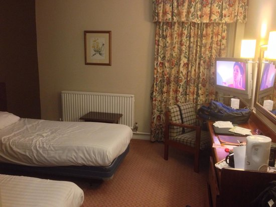 The St. James Hotel Grimsby: Twin room