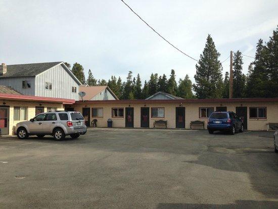 Hadley's Motel: Exterior
