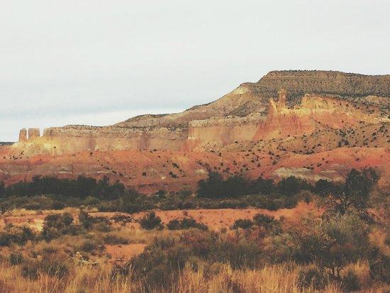 Santa Fe Walkabouts: ghost ranch