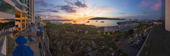 Le Meridien Kota Kinabalu: South China Sea View