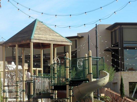 Playground, Blackhawk Plaza, Danville, Ca