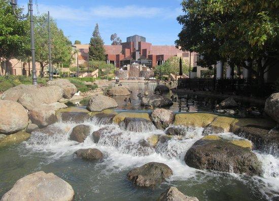 Pretty Water Areas, Blackhawk Plaza, Danville, Ca