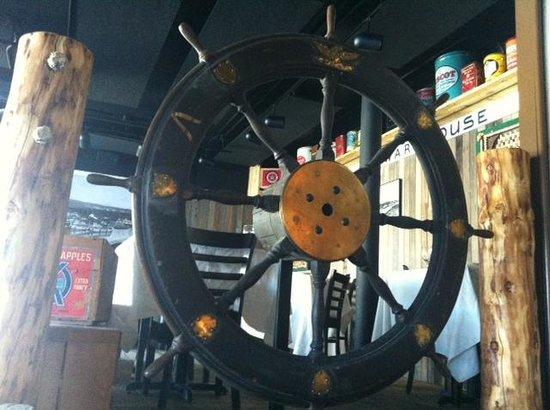 Wheelhouse Restaurant: The Upper Deck