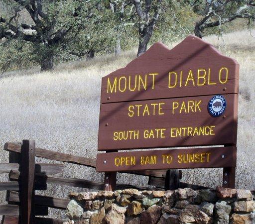 Mount Diablo State Park, Clayton, Ca