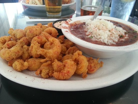 Cafe Rue Orleans: Crawfish and Gumbo