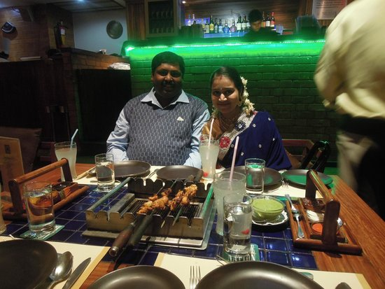 Inside Barbeque Nation