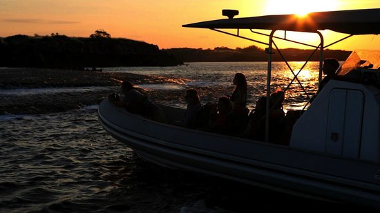 Dampier Peninsula, Australia: A Last Light boat tour - take in a beautiful sunset among the islands