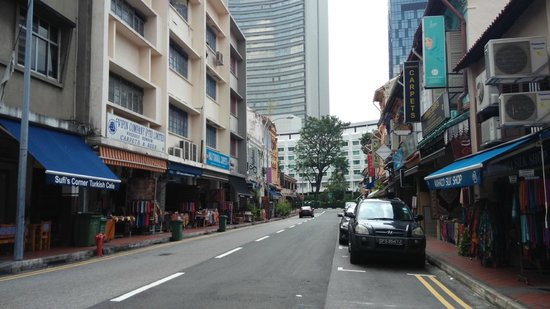 The Shophouse : Arab Street
