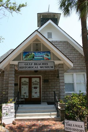 ‪Gulf Beaches Historical Museum‬