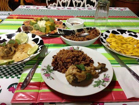 """Hostal """"El Villareno"""": dinner"""