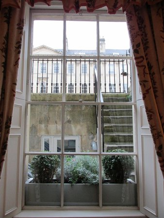 The Windsor: Window of Room 'Sydney'