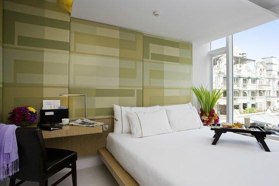 曼谷梵尼克斯蘇坤酒店照片