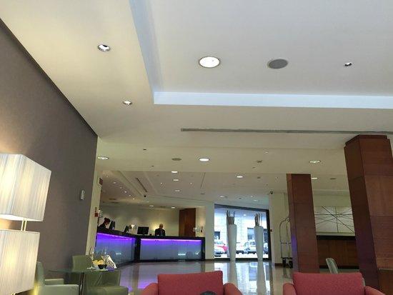 Le Meridien Visconti Rome: The lobby