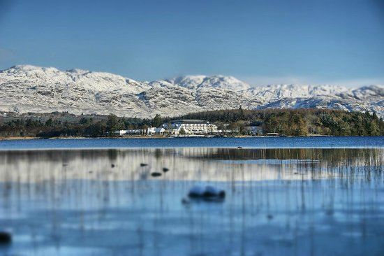 Harvey's Point: Winter @HarveysPoint