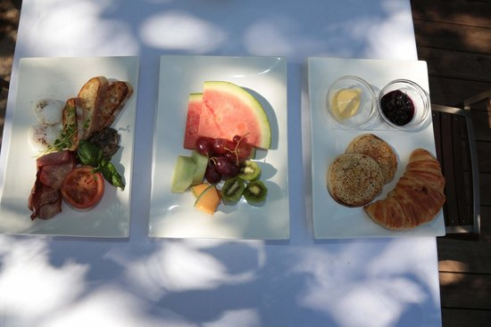 Cygnet Bay Restaurant: Breakfast time
