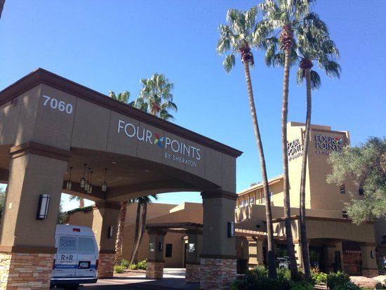 Four Points by Sheraton Tucson Airport: 外観