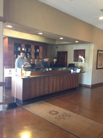 Four Points by Sheraton Tucson Airport: レセプション
