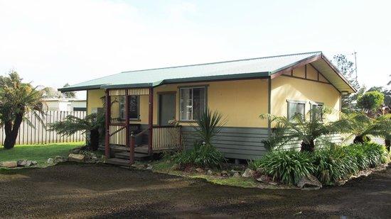 ستراهان هوليداي ريتريت: Retreat Cottage