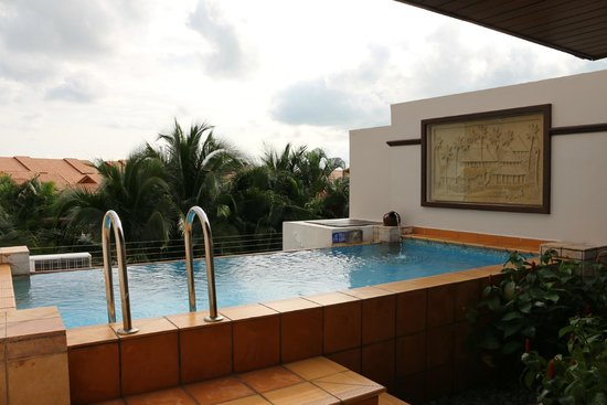 garden pool villa upper floor picture of grand lexis