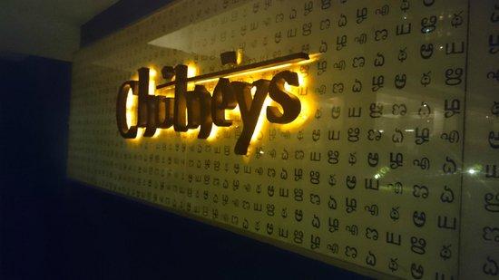 Chutneys At Cinnamon Grand Colombo : Chutneys