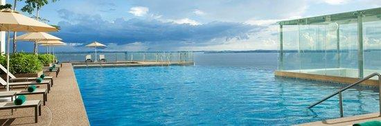 Four Points by Sheraton Sandakan: The Only Infinity Pool in Sandakan