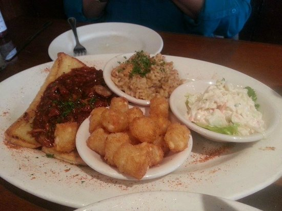 Heaven on Seven: Cajun style delight
