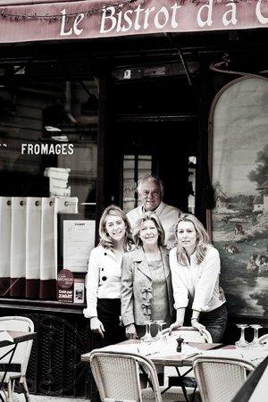 Le Bistrot d'a Cote Flaubert : Café Flaubert