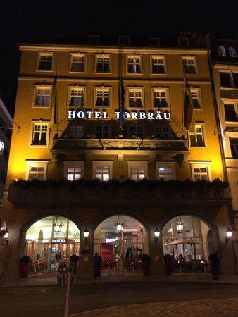 Hotel Torbraeu: 外観