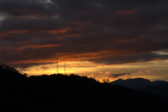 Hacienda San Lucas : Sunset from San Lucas