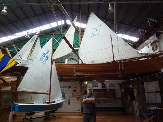 Bass & Flinders Centre: Assorted vessels