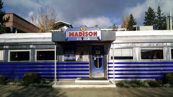 Madison Diner: Classic