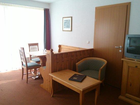Hotel Lohmann: Sitzecke