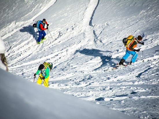 Freeride Center Stubai