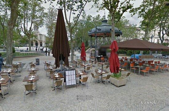 Terrasse Nota Bene Picture Of Restaurant Nota Bene Saint