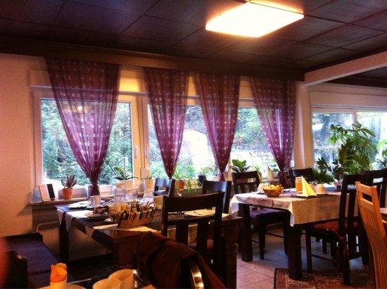 City-Hotel-Garni-Diez: Frühstücksraum