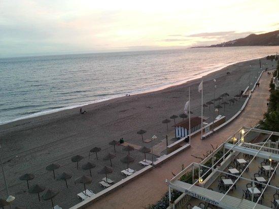 Hotel Perla Marina : Seaview from room 3rd floor