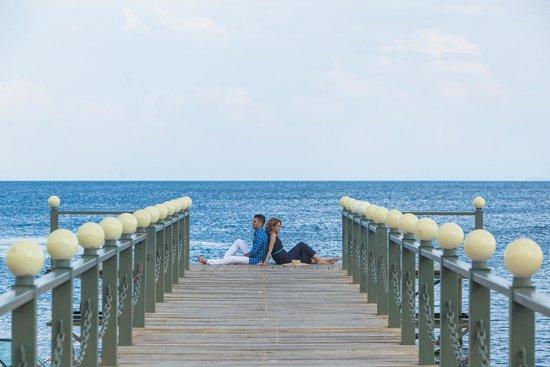 Balcony - Best Western Bohemian Resort: -