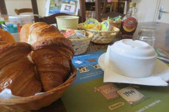 Hotel Saint-Etienne : Petit-déjeuner